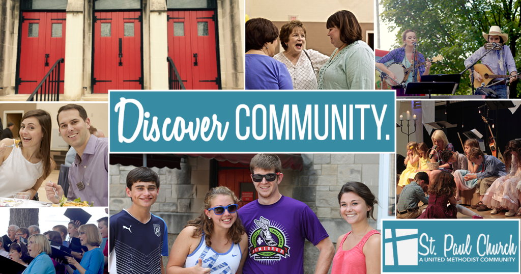 St. Paul Church - Discover Community and What We Believe
