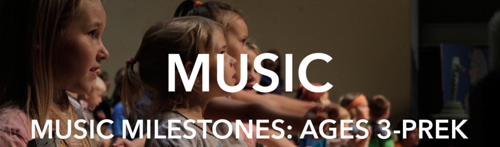 MUSICmilestones